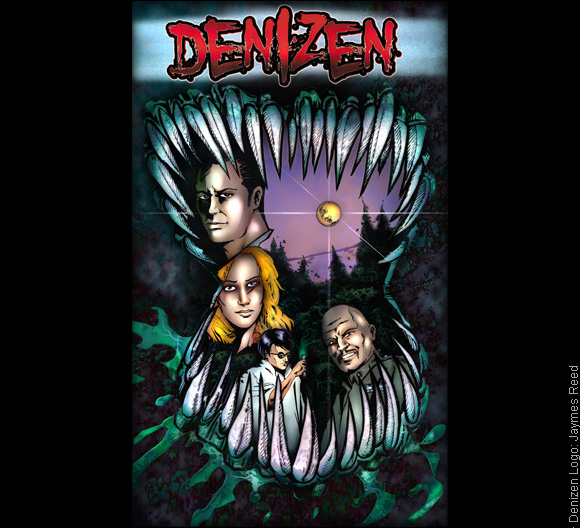 DENIZEN Cover